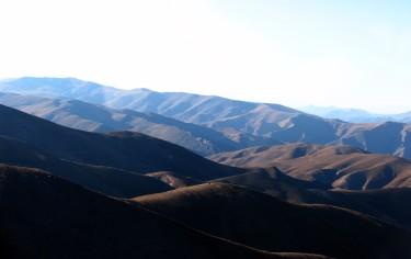 Bolivia Hills